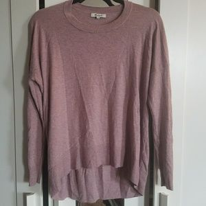 Madewell Oversize Sweater Size Small